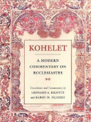 Kohelet: A Modern Commentary
