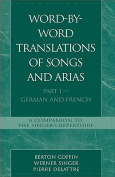 Word-By-Word Translations of Songs and Arias