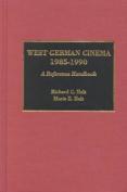 West German Cinema, 1985-1990