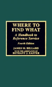 Where to Find What