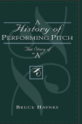 A History of Performing Pitch
