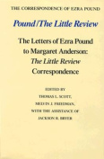 The Little Review Correspondence