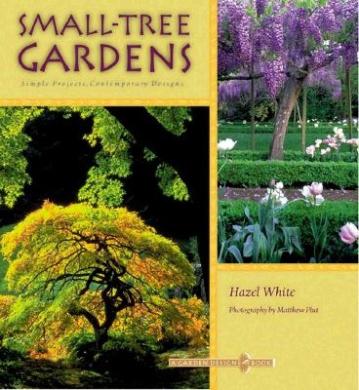 Small Tree Gardens A garden design book Hazel White Matthew