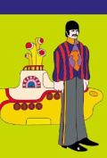 Yellow Submarine Notepad: