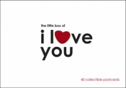 Little Box of I Love You Postcards