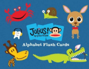 Julius and Friends Alphabet Flash Cards