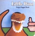 Little Dinosaur Finger Puppet Book [Board book]