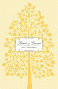 Bride and Groom Family Tree Album