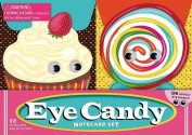 Eye Candy Notecard Set