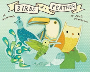 Birds of a Feather Notecard Set