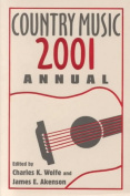 Country Music Annual: 2001