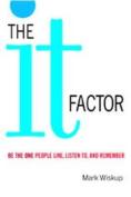 """It"" Factor"