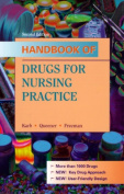 Handbook of Drugs for Nursing Practice