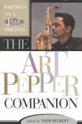 The Art Pepper Companion