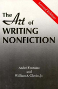 Art of Writing Nonfiction