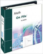 Math on File: Algebra