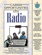 Career Opportunities in Radio