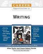 Career Opportunities in Writing