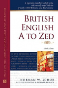 British English A to Zed