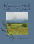 Baboquivari Mountain Plants