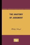 The Anatomy of Judgement