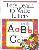 Let's Learn to Write Letters