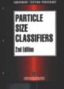 Particle Size Classifier Test Procedure