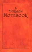 A Sermon Notebook