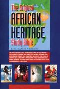 Original African Heritage Study Bible-KJV-Large Print [Large Print]