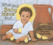 What Did Baby Jesus Do? [Board Book]