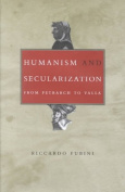 Humanism and Secularization