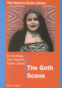 Everything Yntka the Goth Scen
