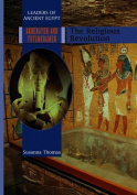 Akhenaten and Tutankhamen