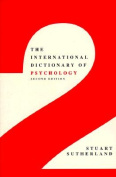 The International Dictionary of Psychology