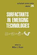 Surfactants in Emerging Technologies