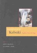 Masterpieces of Kabuki