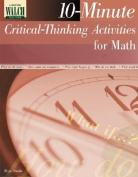 10-Minute Critical-Thinking Activities for Math