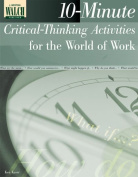 10-Minute Critical-Thinking Activities for the World of Work