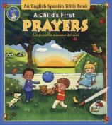 A Child's First Prayers [Board book]