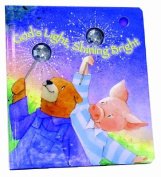 God's Light, Shining Bright [With Flashing Lights] [Board Book]