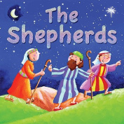 The Shepherds (Christmas Trio) [Board book]
