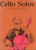 Cello Solos [Region 4]
