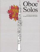 Oboe Solos: (EFS 99)