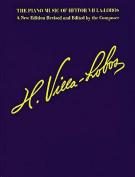 The Piano Music of Heitor Villa-Lobos