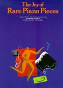 The Joy of Rare Piano Pieces