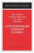 Contemporary German Stories