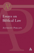 Essays on Biblical Law