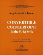 Convertable Counterpoint in the Strict Style