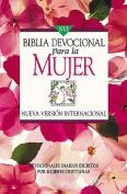Biblia Devocional Para la Mujer-NVI [Spanish]