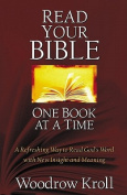 Read Your Bible One Book at a Time